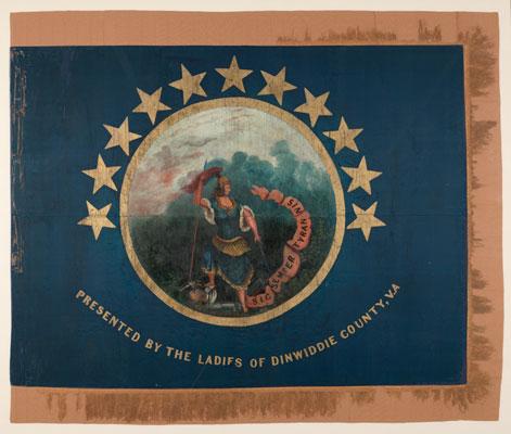Dinwiddie Flag