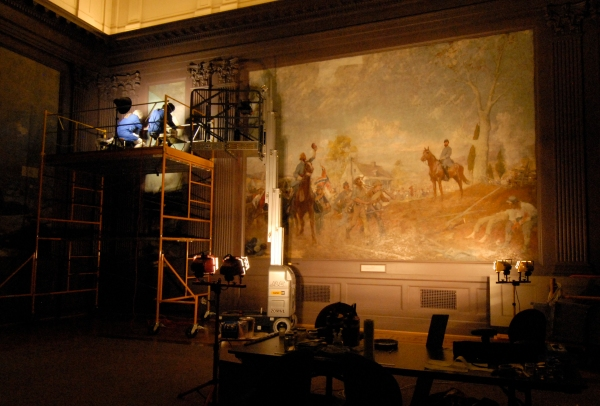 Mural Conservation