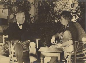 Alexander and Virginia Weddell
