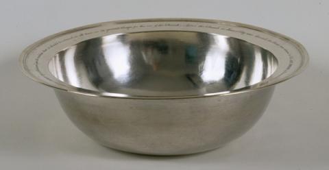 Baptismal Basin