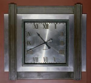 Thalhimers Clock