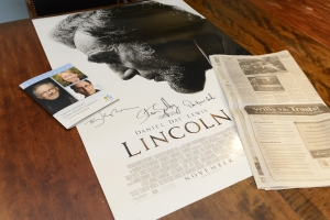 "The VHS ""Lincoln"" collection"