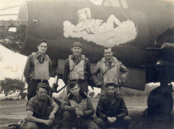 Crew of the Lilly Commando