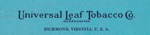 Universal Leaf logo