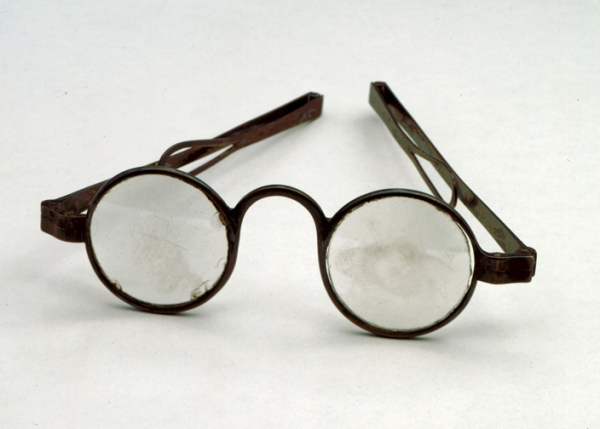 Patrick Henry's spectacles