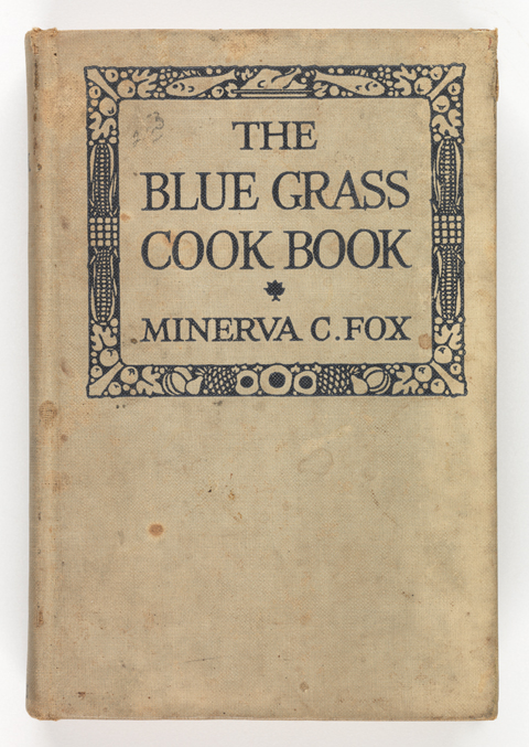 The Bluegrass Cook Book