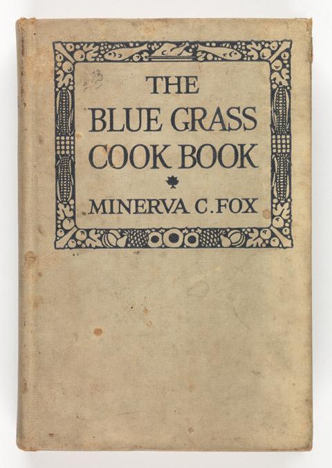 The Bluegrass Cook Book