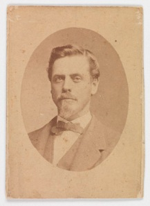 Photograph of Thomas Henry Carter taken after the war.