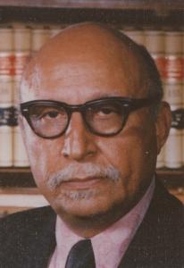 Oliver W. Hill, Sr. (1907-2007)