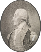 Detail from an engraving of George Washington (Virginia Historical Society, Accession number: 2001.200.163)