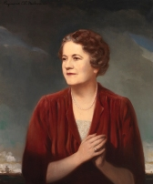 "Ellen Glasgow (1873–1945), one of the founding members of the Equal Suffrage League, won a Pulitzer in 1942 for In This Our Life. Her novels attacked the Old Dominion's ""coloured spectacles of evasive idealism."" (VHS accession number: 1946.30)"
