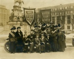 Equal Suffrage League of Virginia, Rally at Capitol Square, 1915 (Virginia Historical Society, 2001.230.1925)