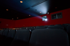 Visitors coming to see Virginia Voices will benefit from a fully automated movie environment.