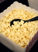What's a movie without popcorn?