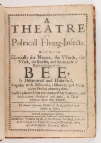 A theatre of politicall flying-insects