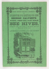 George Calvert's Bee Hives