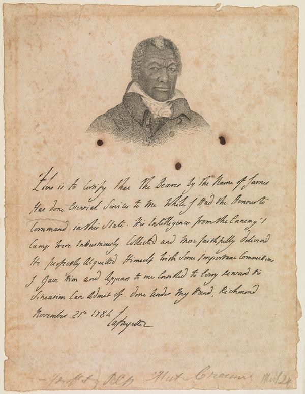 James Armistead Lafayette, 1993.215