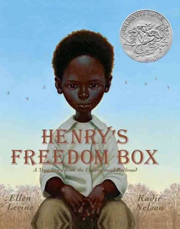 Henry's Freedom Box book cover