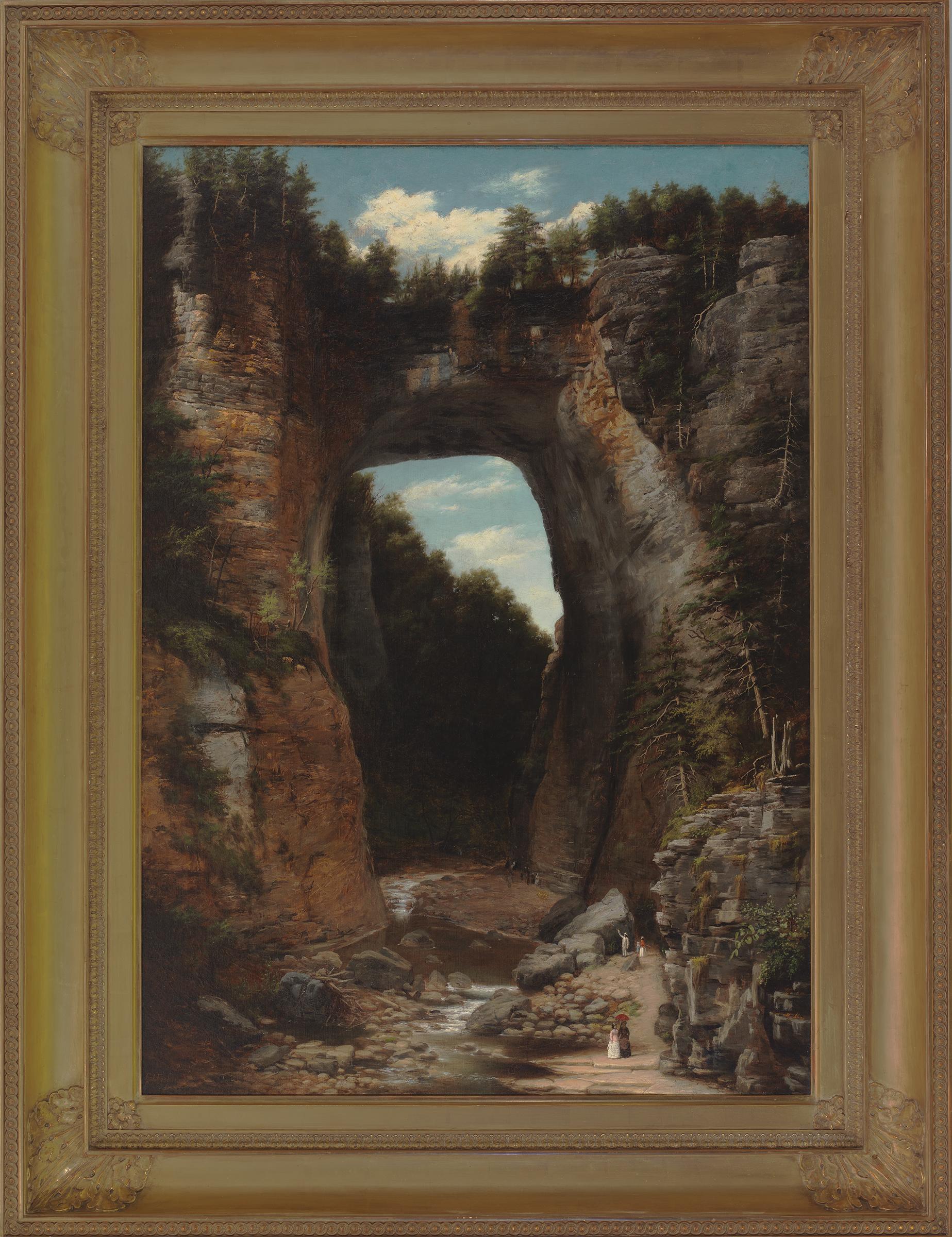 picturesque famous living artists today. NaturalBridge 1995 98 What Is a Sublime Landscape  Picturesque