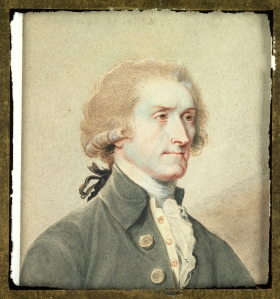 Thomas Jefferson, attributed to John Trumbull